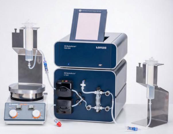 Lonza 4D-Nucleofector X-Unit